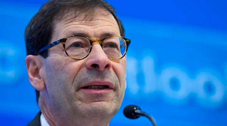 India economy, india IMF, international monetary fund, IMF Chief Economist Maurice Obstfeld, rising NPA, rising Non performing assets, banking sector, india bright spot, india business, indian express