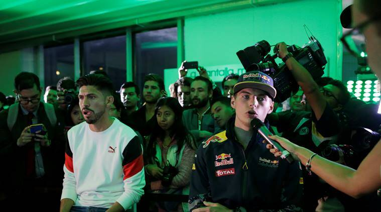 max verstappen threatens to cut the radio chat the indian express. Black Bedroom Furniture Sets. Home Design Ideas