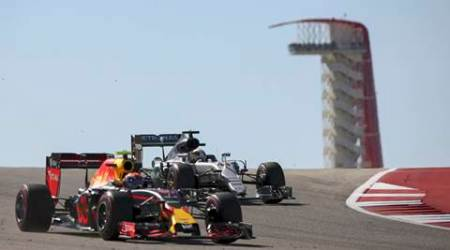 Formula One F1 - U.S. Grand Prix - Circuit of the Americas, Austin, Texas, U.S.