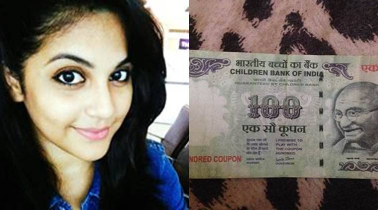 Megha Chakraborty revealed that she was duped with a forge Rs 100 note by an auto wallah in Mumbai.
