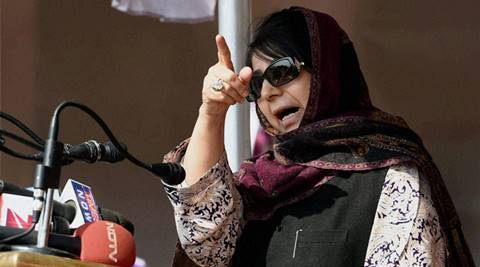 About 5,700 Rohingya Muslims residing in Jammu and Kashmir: Mehbooba Mufti