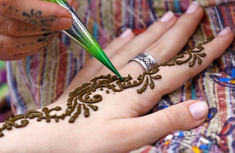 Mehendi services from UrbanClap.