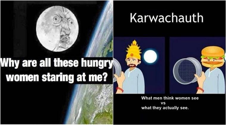 Karwa chauth,Karwa chauth 2016, Karwa chauth vrat vidhi,Karwa chauth tips, Karwa chauth vidhi, Karwa chauth timing moon 2016, twitter funny reactions karva chauth, funny memes karva chauth, memes karva chauth, twitter memes karva chauth
