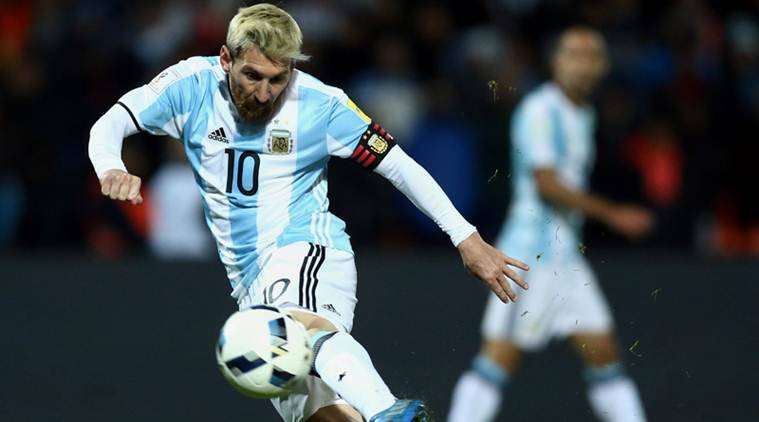 lionel messi, messi, argentina, argentina vs Paraguay, Paraguay vs argentina, world cup qualifiers, 2018 world cup qualifiers, football news, football