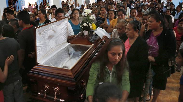 mexico priest, mexico priest killed, mexico priest case, mexico news, world news, indian express,