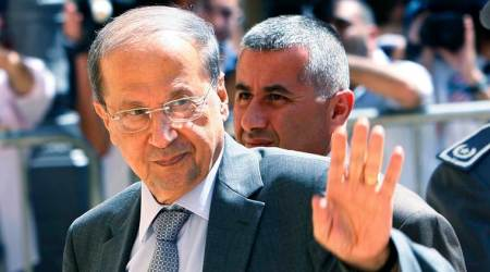 Lebanon's political crisis over, says President Michel Aoun