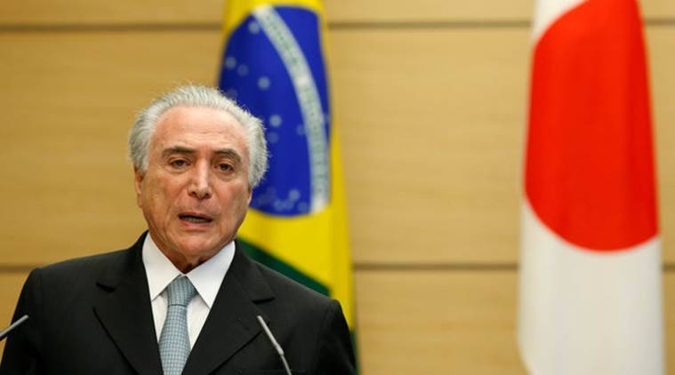 Brazil , Brazil  US, Brazil  Japan, Michel Temer , latest news, latest world news