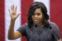 Michelle Obama -- Reluctant campaigner once, now Hillary Clinton's 'most effective' voice