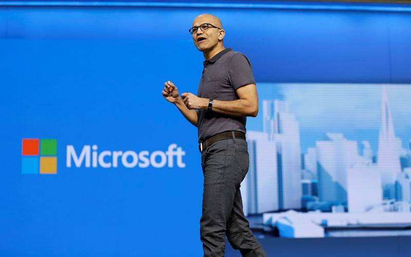 microsoft, microsoft q1 2017 earnings, microsoft earnings, microsoft q1 cloud revenues, microsoft hardware sales, microsoft azure, amazon aws, tech news, technology
