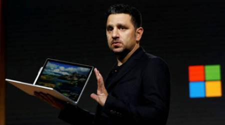 Microsoft announces updated Surface Book with 16-hour battery at $2,399