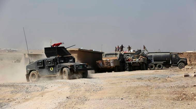 Iraq, Mosul, ISIS, Islamic State, IS-held territory, IS in Iraq, Kurdish fighters, Iraq news, latest news, Indian express