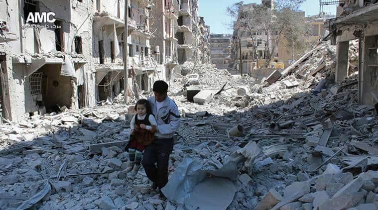 Syria aleppo, Syria rebels, Syria family, aleppo, Syria, news, latest news, world news, Syria news, international news