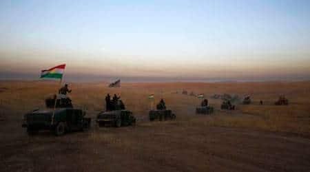 Islamic State militants, Mosul, Iraqi army officer, Iraqi army, War against ISIS, ISIS, Iraq, ISIS in iraq, latest news, International news, World news, War against ISIS in Iraq