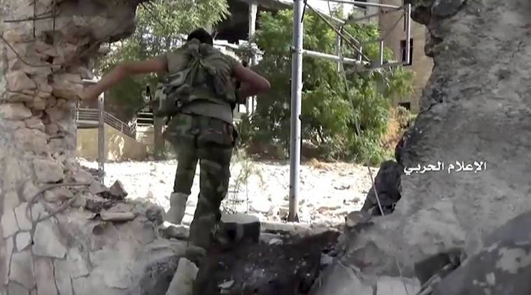 Syria Aleppo, aleppo, Syria rebel, aleppo recapture, news, latest news, world news, international news, Syria news