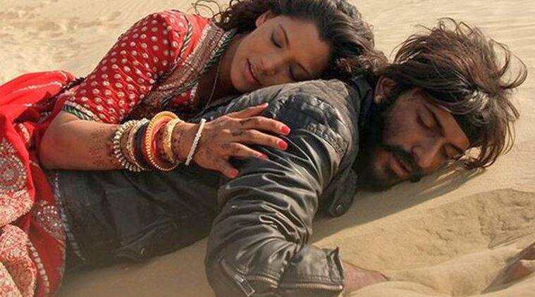Mirzya movie review, Mirzya review, Mirzya, Mirzya movie, Harshvardhan Kapoor, Saiyami Kher, mirzya image