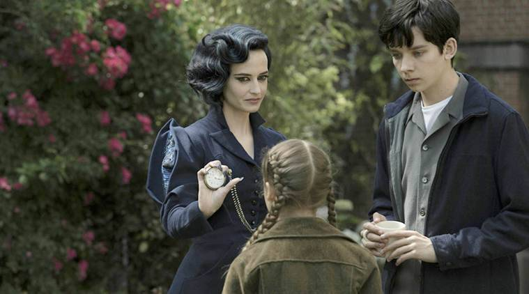 Miss Peregrine's home for Peculiar Children movie review, Miss Peregrine's home for Peculiar Children review