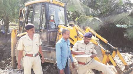 Encroachments on Charkop mangrove areacleared