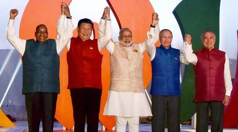 brics summit, BRICS, brics 2016, goa brics summit, china, south africa, xi jinping, narendra modi, vladimir putin, pakistan, brics summit, brics summit live, india news