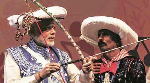 Tribals must get right to land, no one can snatch their land, says PM Modi