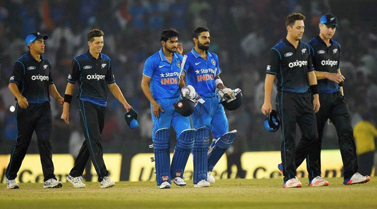 india vs new zealand, india vs new zealand 3rd odi, virat kohli, ms dhoni, twitter, mohali, cricket news, sports news