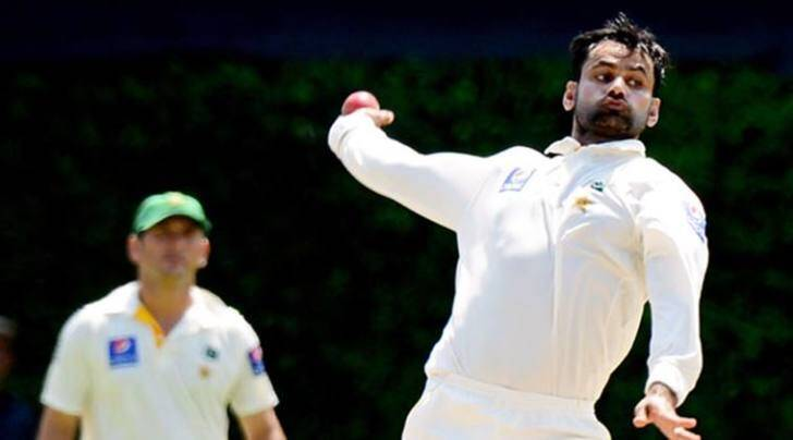 Mohammad Hafeez, Mohammad Hafeez Pakistan, Mohammad Hafeez suspension, Mohammad Hafeez bowling action, Mohammad Hafeezbowling action tests, bowling, illegal bowling action, australia, Pakistan, cricket, ceicket news, sports, sports news