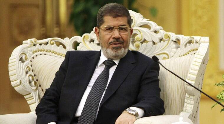 Image result for morsi dead