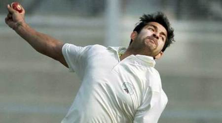 Mohit Sharma, Mohit, Haryana vs Chattisgarh , Chattisgarh vs Haryana, Chattisgarh vs Haryana Ranji Trophy, Ranji Trophy 2016, Sports news, Sports