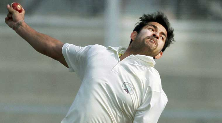 Mohit Sharma, Mohit Sharma, Mohit Sharma India, Haryana vs Tripura, Tripura vs Haryana, Ranji Trophy 2016, Ranji Trophy, Cricket news, Cricket