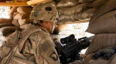 US-led coalition marine deployment in Syria, Syria news, latest news, Syria war against ISIS, ISIS and marines deployment, Latest news, world news, International news, Marine deploymnt in Syria