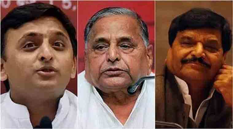 Akhilesh Yadav, Samajwadi Party, Sp fued, UP elections, UP polls, uttar Pradesh Assembly elections 2017, Ramgopal Yadav, Shivpal Yadav, Mulayam Singh Yadav, UP chief Minister, UP news, india news, indian express news