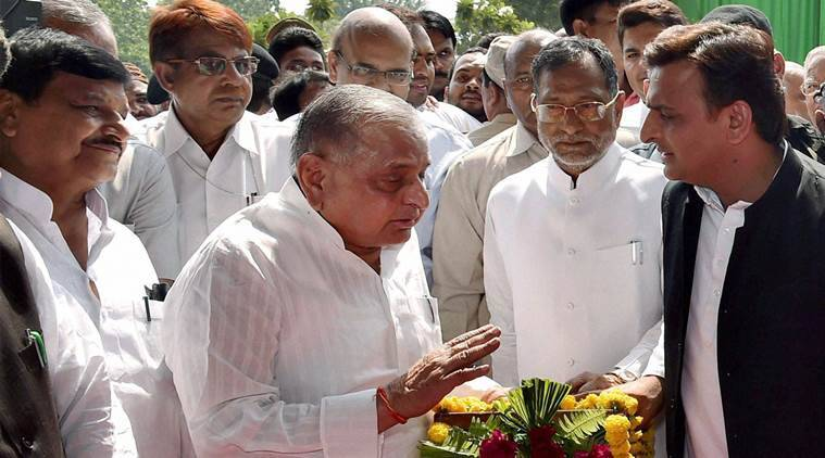 Mulayam Singh Yadav, Uniform civil code, samajwadi party chief, samajwadi party, muslims, uttar pradesh elections, India news, lucknow, lucknow news