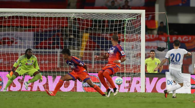 ISL Season 3 - M3 - FC Pune City vs Mumbai City FC