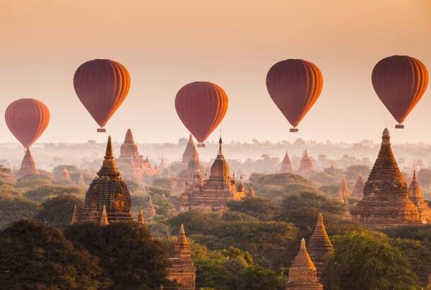 Top 10 countries to travel in 2017