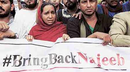 JNU student missing: Will put pressure on govt to locate Najeeb, says SitaramYechury
