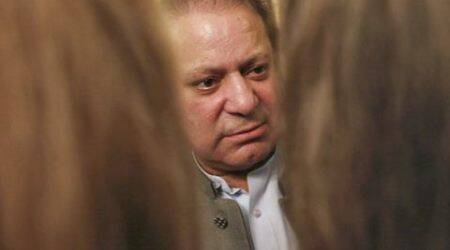 Pakistan Prime minister Nawaz Sharif, Pakistan PM Nawaz Sharif, Pakistan-Panamagate case, Pakistan panamagate case, Nawaz Sharif-black money, Panama Papers, world news, Indian Express