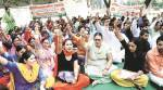 NHM Employees' strike: Haryana sacks 6 Association office-bearers