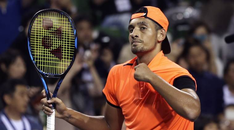 nick kyrgios, kyrgios, gael monfils, monfils, japan open, japan open finals, japan open mens singles, nick kyrgios japan open, tennis news, sports news