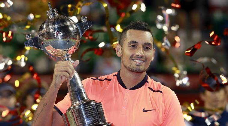 Nick Kyrgios, Kyrgios, Nick Kyrgios vs David Goffin, David Goffin, Goffin vs Kyrgios, Kyrgios vs Goffin, Japan Open, Tennis news, Tennis