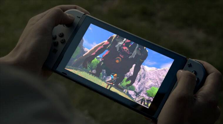 Nintendo, Nintendo Switch, Nintendo switch console, nintendo switch handheld, Nintendo NX, nintendo switch first look video, nintendo switch video, Nintendo switch features, nintendo switch launch date, nintendo switch dock, nintendo switch trailer, gaming, technology, technology news