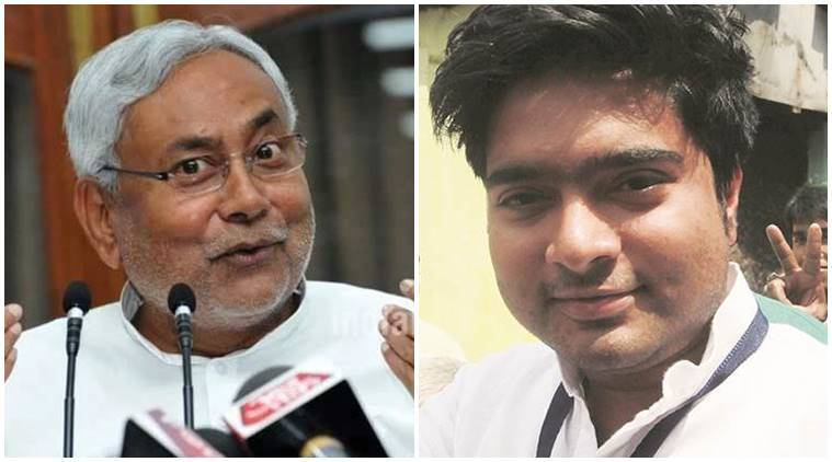 Nitish kUmar, Mamata banerjee, Mamata Banerjee's nephew accdent, Kolkata accident, Abhishek Banerjee, Abhishek banerjee accident, Nitish Kumar wish to Abhishek, IndiA NEWS,
