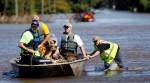 Hurricane Matthew: North Carolina floodwaters, death toll rise as the storm heads to sea