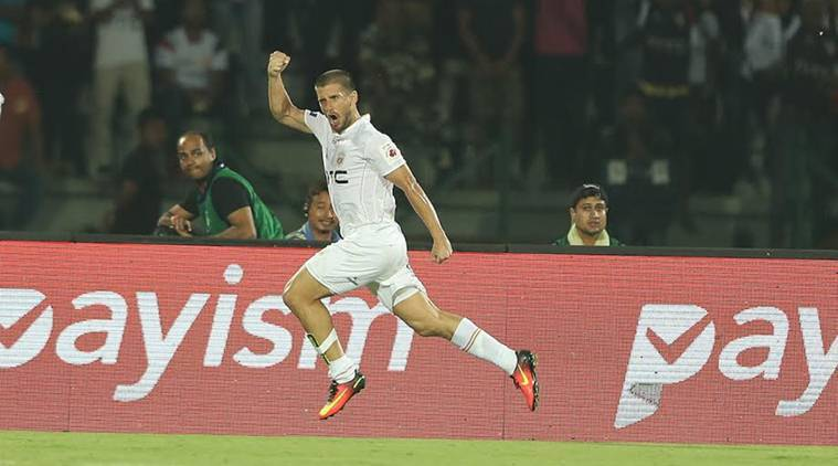 isl, indian super league, mumbai city fc, north east united fc, north east, mumbai city, isl score, isl matches, isl table, football news, sports news