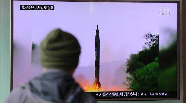 north korea missile, missile fired, korea missile fired, north korea missile test, korea, south korea, us north korea, kim jong un, world news