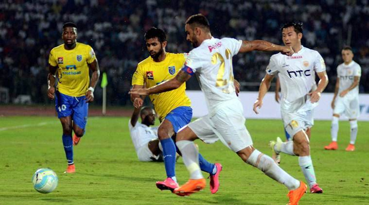 3rd season of Indian Super League (ISL) 2016