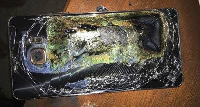 Samsung Galaxy Note 7: Here is a look at how the phone went up in flames