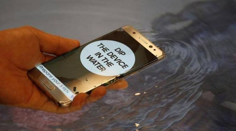 note 7, galaxy note 7, note 7 battery fire, note 7 battery, note 7 fire, note 7 recall, note 7 recall news, samsung galaxy note 7, samsung sales, samsung shares, business news, world news, indian express, samsung, samsung galaxy note 7, galaxy note 7, note 7 scrapped, note 7 production, note 7 replacement, note 7 sales, note 7 fire, note 7 battery