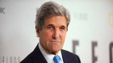 John Kerry, Kerry, US Secretary of State, Israel-Palestine peace talks, Kerry Israel-Palestine talks, Israel-Palestine conflict, world news, latest news, indian express