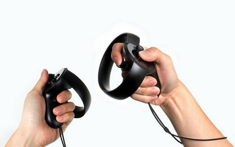 Oculus, Oculus Touch, Oculus Touch controllers, Oculus Touch VR controllers, Virtual reality, VR, gadgets, VR tech, HTC Vive, Sony Playstation VR, tech news, technology