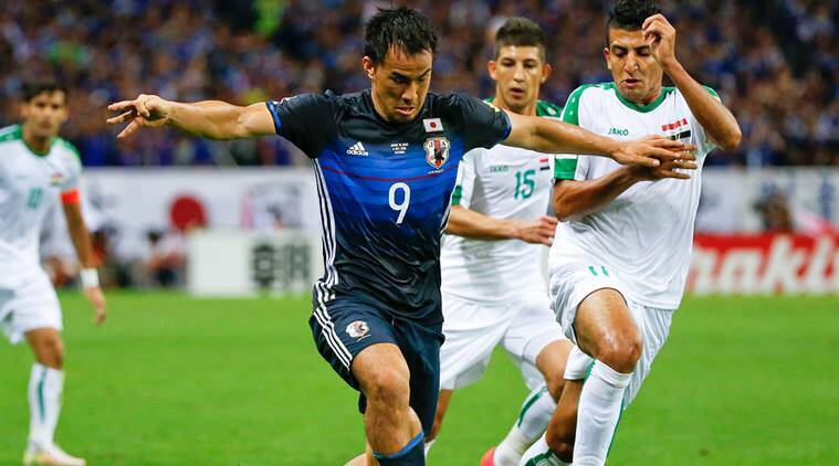 japan, japan football, japan shinji okazaki, okazaki, japan world cup, japan world cup qualifiers, japan qualifiers, 2018 world cup, japan manager, football news, sports news