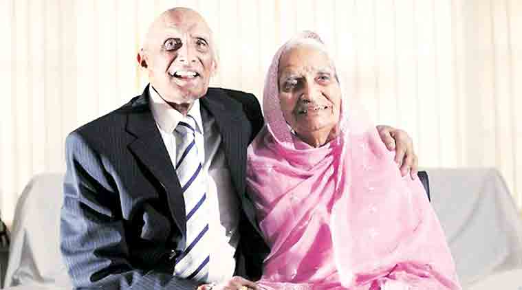 Karam Chand, worlds longest marriage, 90th wedding anniversary, oldest British woman, Guinness World Records, katari, oldest Guinness book of records marriage, world news, india news